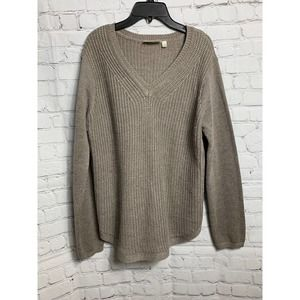 RD KNIT SWEATER , LONG SLEEVE SIZE LG